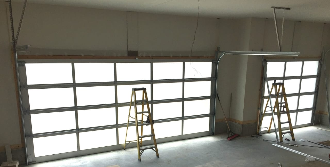 garage-door-construction