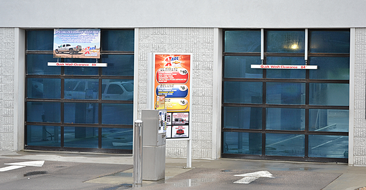 What Type Of Commercial Garage Door Is Best For Your Business