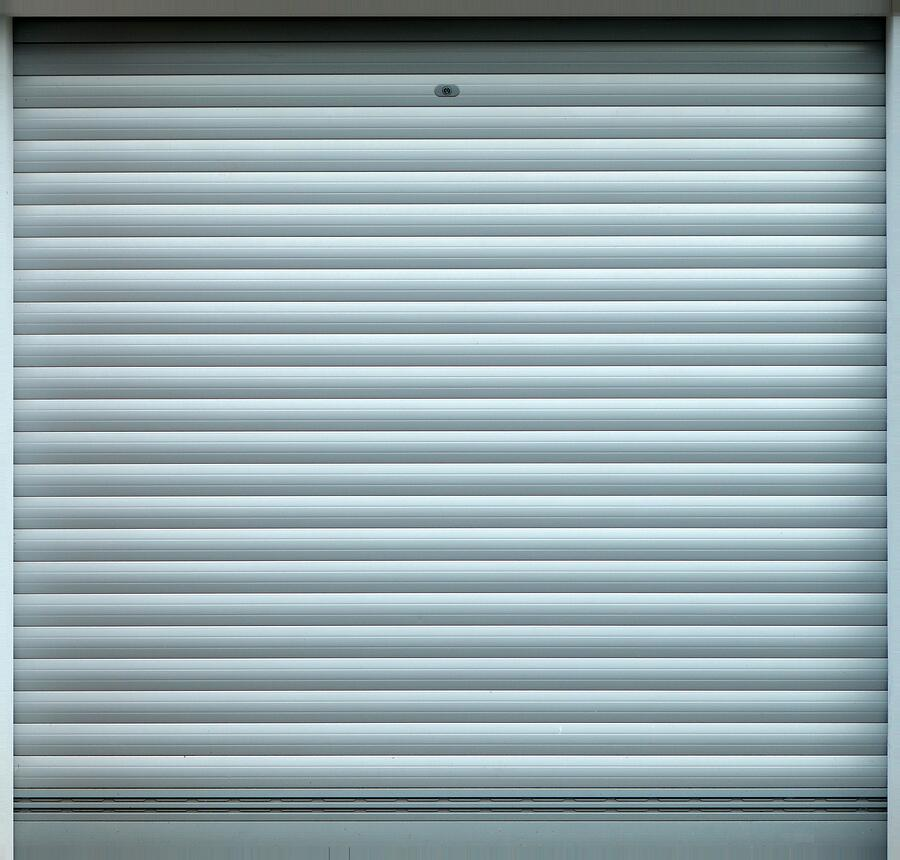 grey-rolling-garage-door