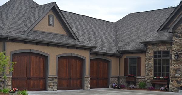 Carriage House Garage Doors Give Homes Distinction And Charm