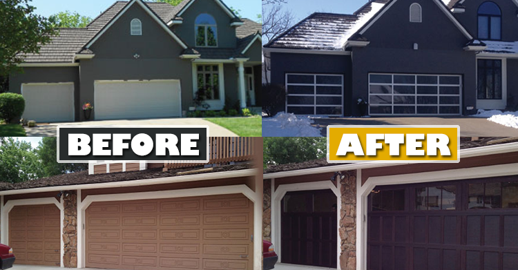 Does Garage Door Replacement Offer High Roi In 2016