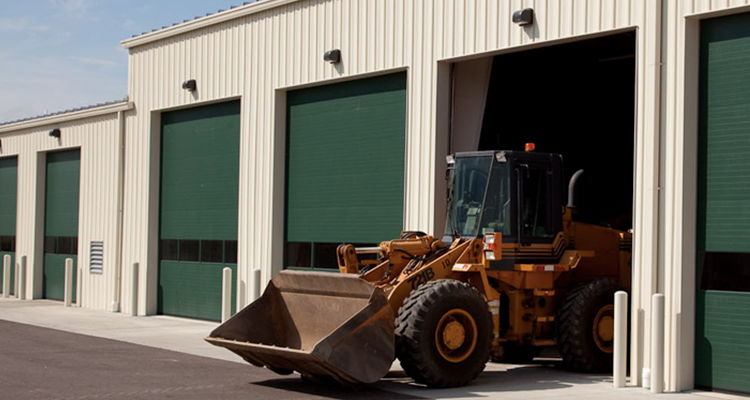 Overhead Door Solutions For Your Agricultural Building
